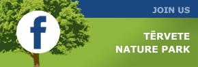 Tērvete Nature Park Facebook Page (lt)