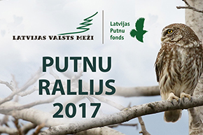 LVM Putnu rallijs 2017