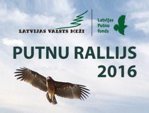 LVM Putnu rallijs 2016